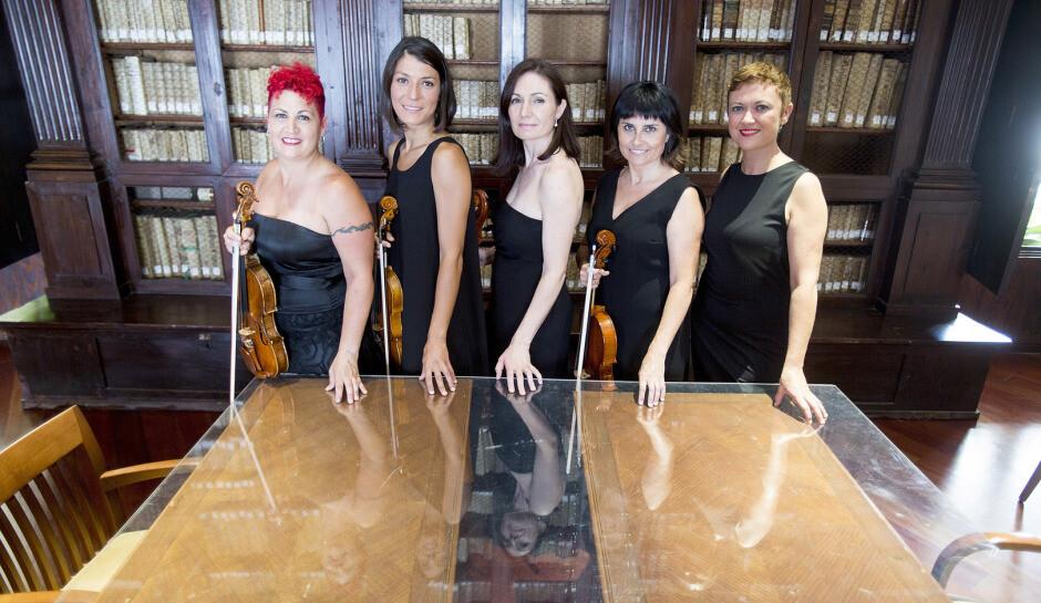 Quinteto Casulana-Eva Ripoll