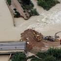Unos 1.500 desalojados de un cámping por una crecida de aguas, sin heridos