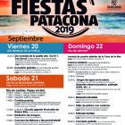 Las fiestas de la Patacona empiezan el viernes 20 de septiembre