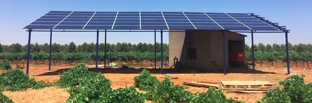 instalacion panel solar en Argamasilla de Alba