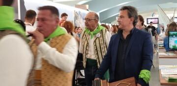 Clavaris Sant Onofre en la Mostra de Turisme de la Comunitat Valenciana 20191019_135227 (12)
