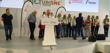 Clavaris Sant Onofre en la Mostra de Turisme de la Comunitat Valenciana 20191019_135227 (18)