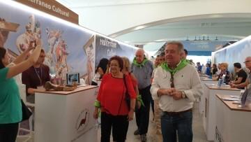 Clavaris Sant Onofre en la Mostra de Turisme de la Comunitat Valenciana 20191019_135227 (2)