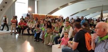 Clavaris Sant Onofre en la Mostra de Turisme de la Comunitat Valenciana 20191019_135227 (21)