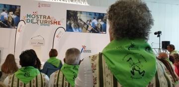 Clavaris Sant Onofre en la Mostra de Turisme de la Comunitat Valenciana 20191019_135227 (22)