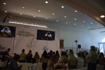 Clavaris Sant Onofre en la Mostra de Turisme de la Comunitat Valenciana 20191019_135227 (25)