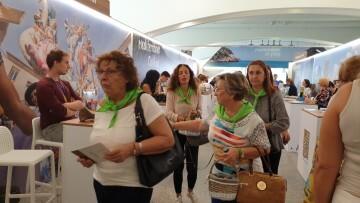 Clavaris Sant Onofre en la Mostra de Turisme de la Comunitat Valenciana 20191019_135227 (7)