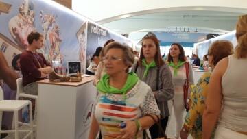 Clavaris Sant Onofre en la Mostra de Turisme de la Comunitat Valenciana 20191019_135227 (8)