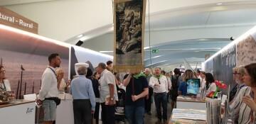 Clavaris Sant Onofre en la Mostra de Turisme de la Comunitat Valenciana 20191019_135227 (9)