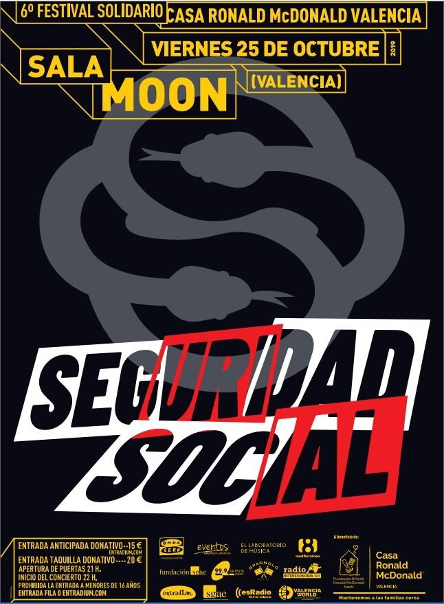 concierto seguridad social 2019
