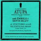"""Atupa presenta este sábado en València 'Foríssima', su nuevo disco en forma de """"carta de despedida"""""""