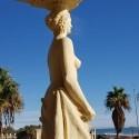 El Ayuntamiento de València restaura las cariátides y los capiteles de la Casa-Museo de Blasco Ibáñez