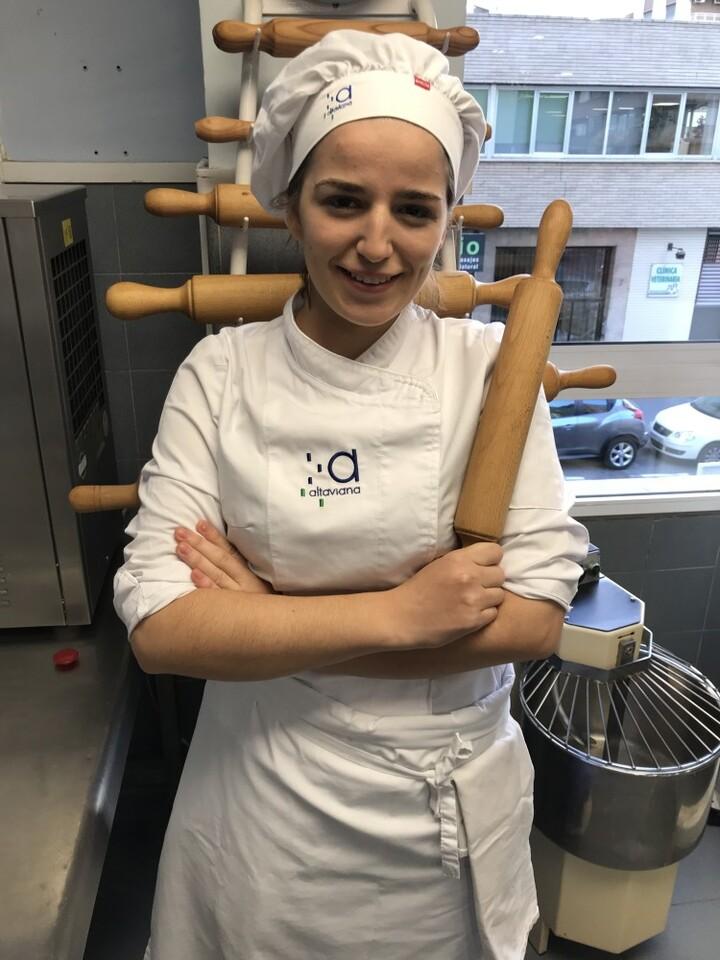Altaviana se alza con el segundo y tercer premio del concurso de escuelas del Gremio de Confiteros de Valencia en Gastrónoma (3)