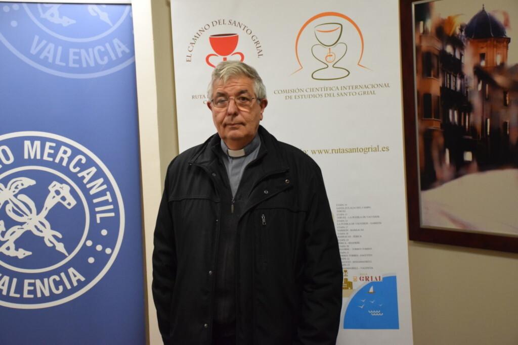 Asistentes Presentación del consorcio europeo del Camino del Santo Grial en el Ateneo de Valencia (1)