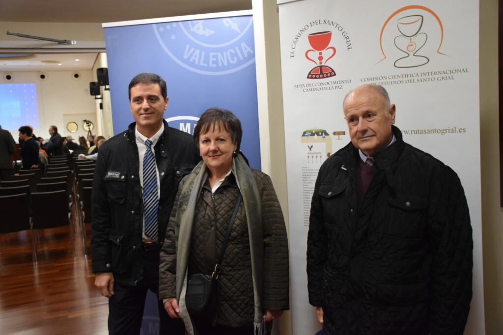 Asistentes Presentación del consorcio europeo del Camino del Santo Grial en el Ateneo de Valencia (11)