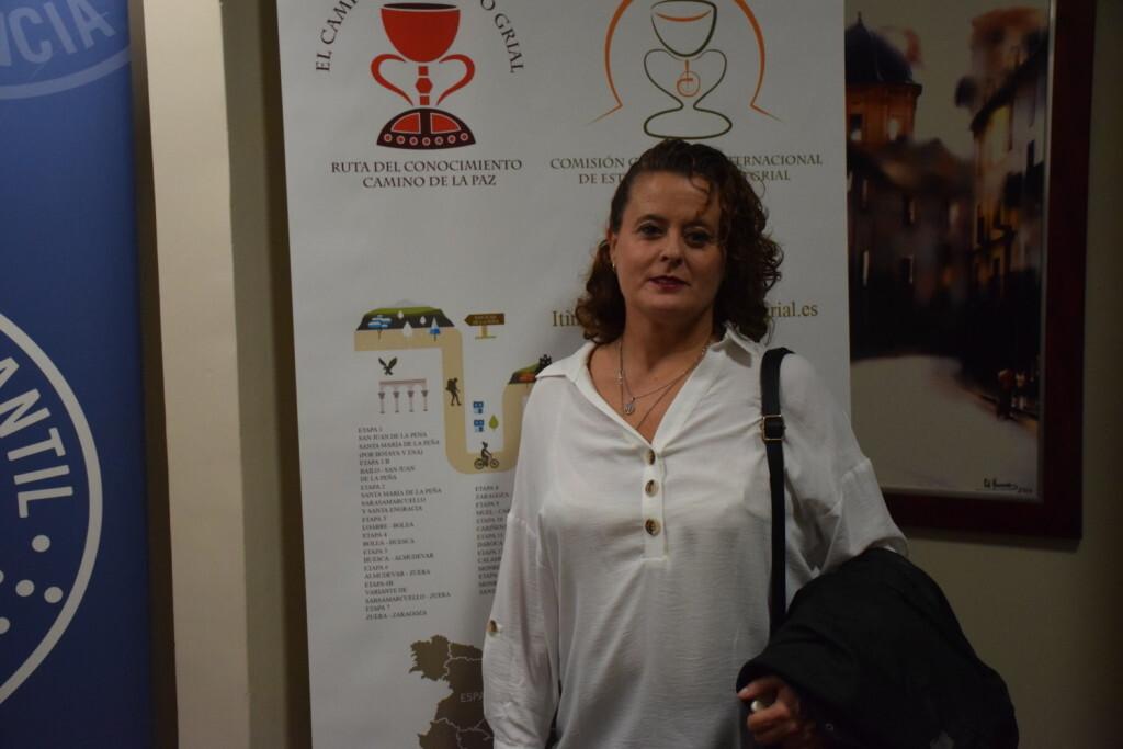 Asistentes Presentación del consorcio europeo del Camino del Santo Grial en el Ateneo de Valencia (25)