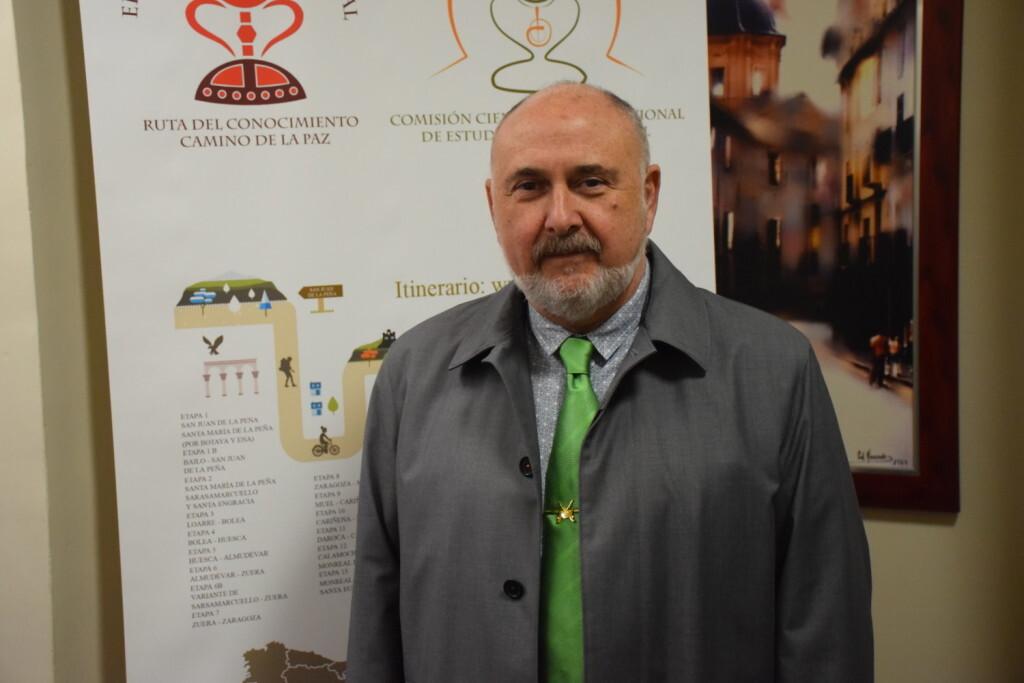 Asistentes Presentación del consorcio europeo del Camino del Santo Grial en el Ateneo de Valencia (27)