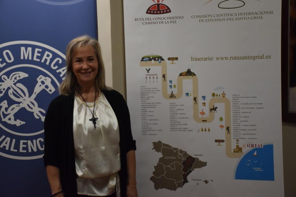 Asistentes Presentación del consorcio europeo del Camino del Santo Grial en el Ateneo de Valencia (3)