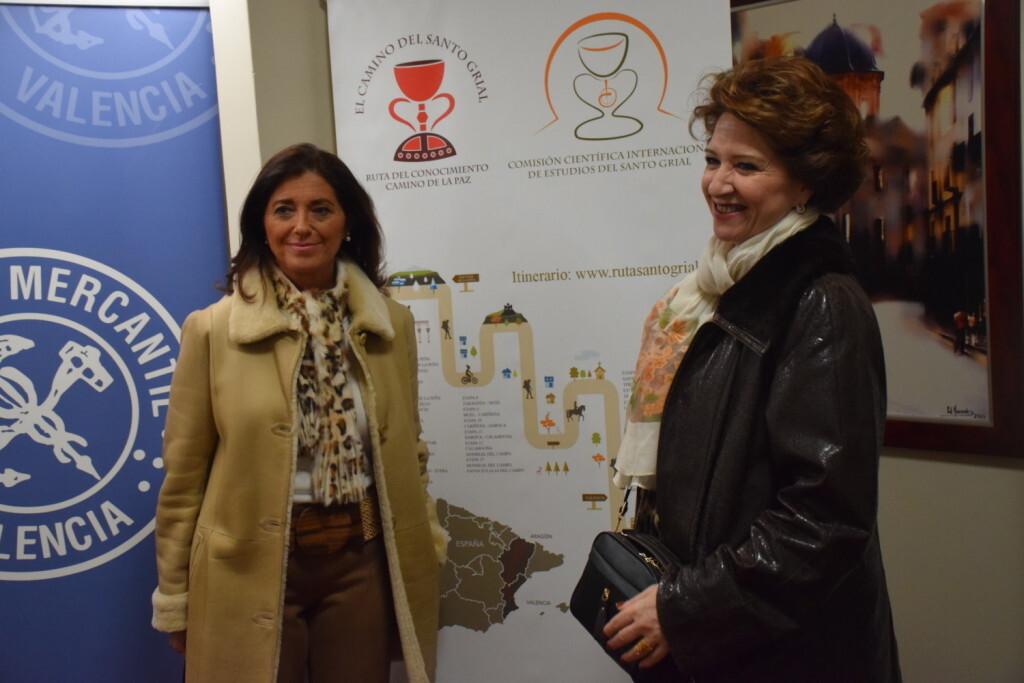 Asistentes Presentación del consorcio europeo del Camino del Santo Grial en el Ateneo de Valencia (31)