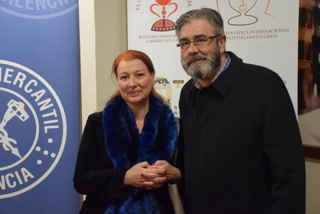 Asistentes Presentación del consorcio europeo del Camino del Santo Grial en el Ateneo de Valencia (32)