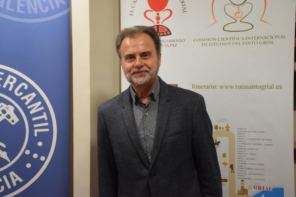 Asistentes Presentación del consorcio europeo del Camino del Santo Grial en el Ateneo de Valencia (37)