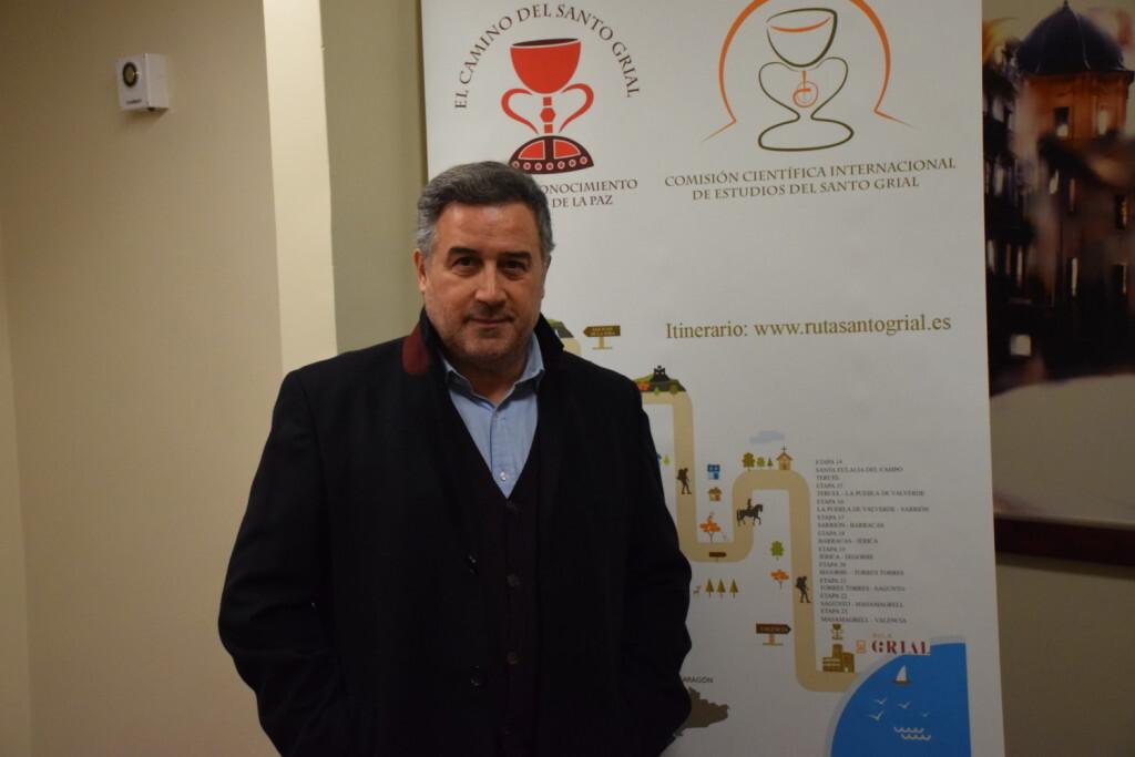 Asistentes Presentación del consorcio europeo del Camino del Santo Grial en el Ateneo de Valencia (38)
