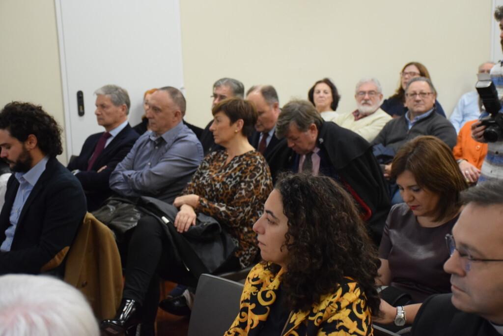 Asistentes Presentación del consorcio europeo del Camino del Santo Grial en el Ateneo de Valencia (39)