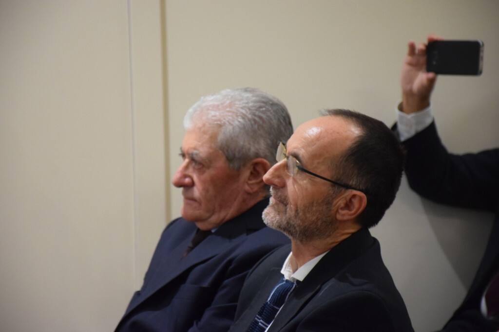 Asistentes Presentación del consorcio europeo del Camino del Santo Grial en el Ateneo de Valencia (40)