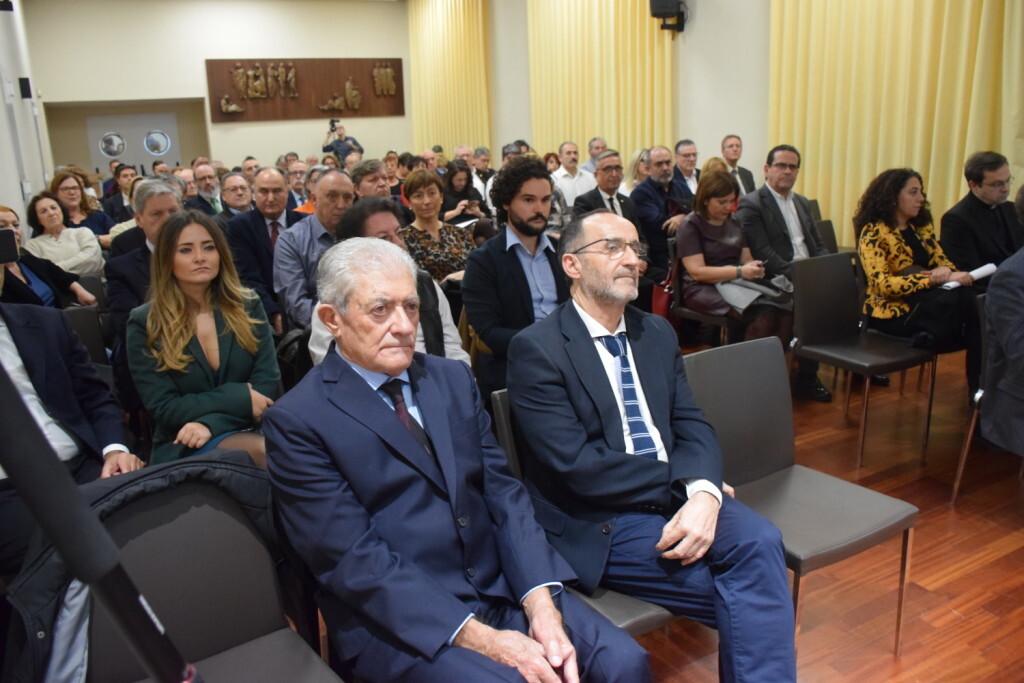 Asistentes Presentación del consorcio europeo del Camino del Santo Grial en el Ateneo de Valencia (43)