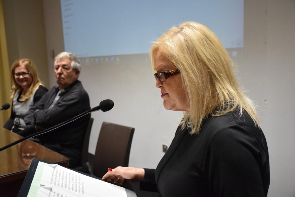 Asistentes Presentación del consorcio europeo del Camino del Santo Grial en el Ateneo de Valencia (44)