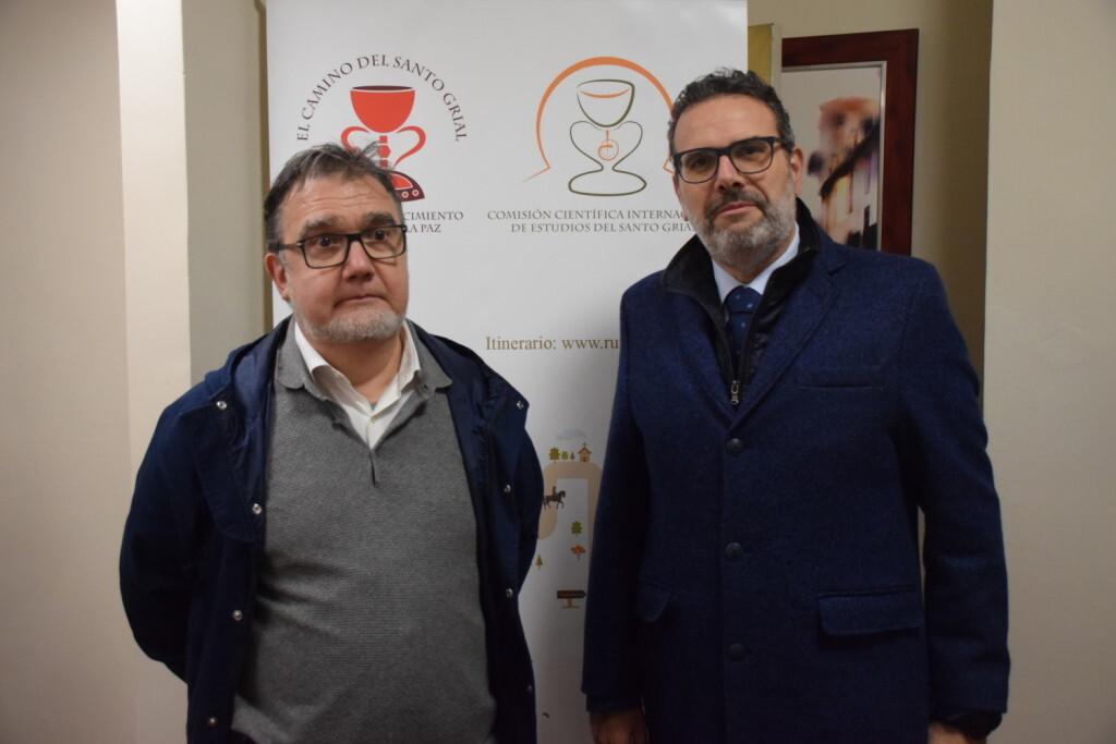 Asistentes Presentación del consorcio europeo del Camino del Santo Grial en el Ateneo de Valencia (48)