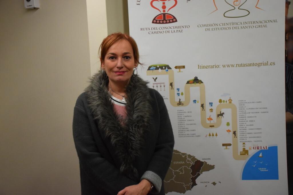 Asistentes Presentación del consorcio europeo del Camino del Santo Grial en el Ateneo de Valencia (49)