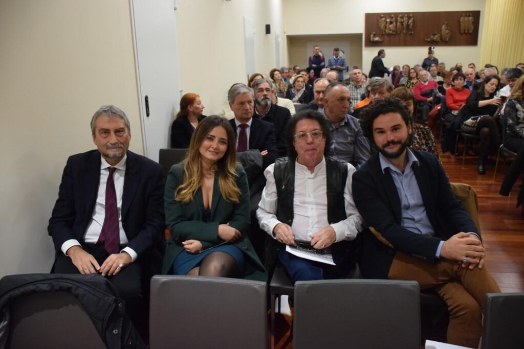 Asistentes Presentación del consorcio europeo del Camino del Santo Grial en el Ateneo de Valencia (54)