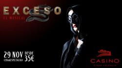 Exceso 29 noviembre Casino Cirsa