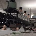 Se prorroga, una semana más, la presencia del titanic enAlicante