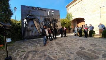 Inauguración de la primera escultura del Camino del Santo Grial en Barracas 20191120_113321 (17)