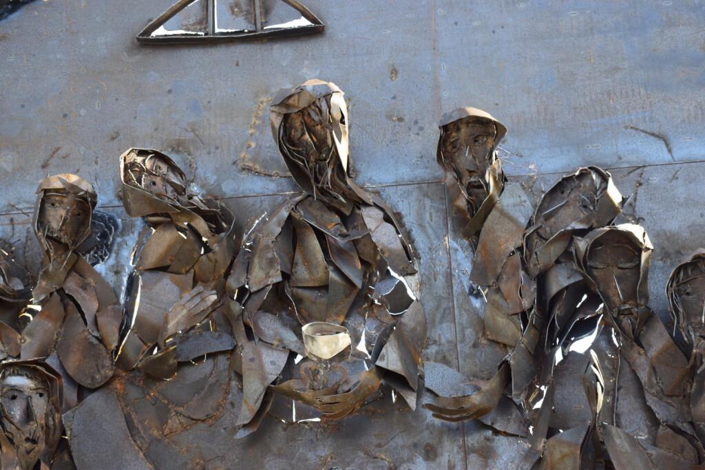 Inauguración de la segunda escultura del Camino del Santo Grial, esta vez en Massamagrell 20191125_124737 (31)