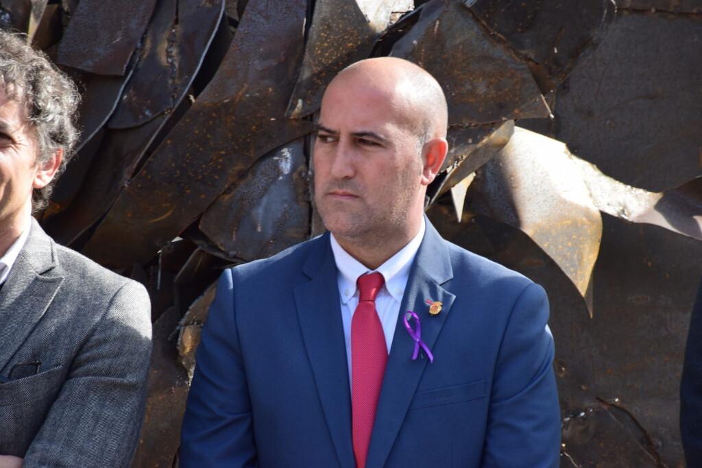 Inauguración de la segunda escultura del Camino del Santo Grial, esta vez en Massamagrell 20191125_124737 (35)