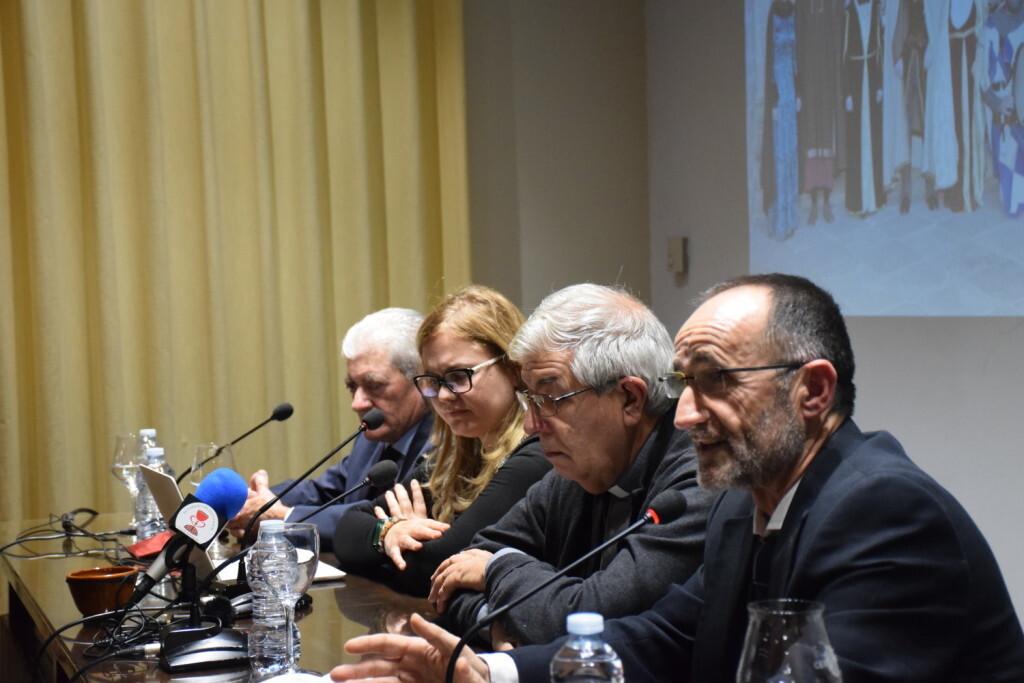 Presentación del consorcio europeo del Camino del Santo Grial en el Ateneo de Valencia 20191128_195647 (10)