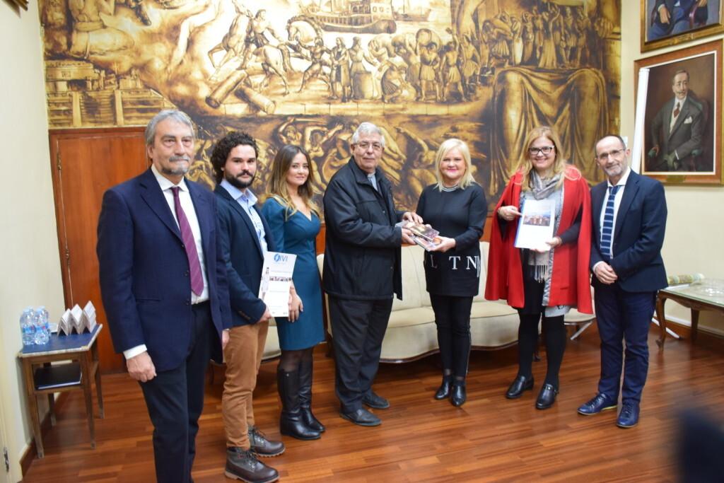 Presentación del consorcio europeo del Camino del Santo Grial en el Ateneo de Valencia 20191128_195647 (5)