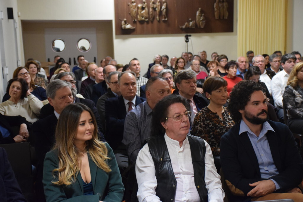 Presentación del consorcio europeo del Camino del Santo Grial en el Ateneo de Valencia 20191128_195647 (8)