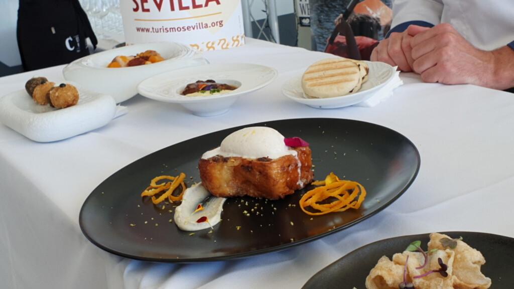 Tradición e Innovación en la oferta gastronómicaSevillana en Valencia conTapea Sevilla 20191126_135931 (11)