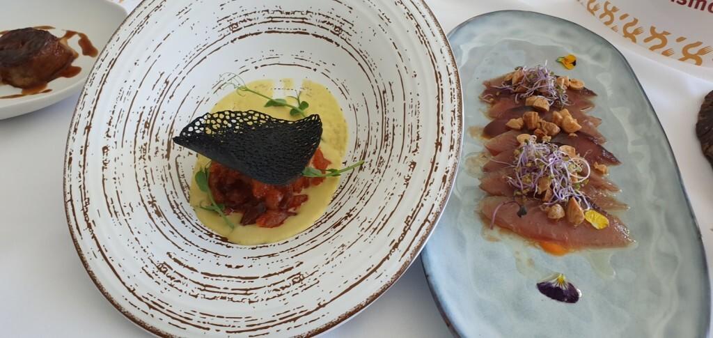 Tradición e Innovación en la oferta gastronómicaSevillana en Valencia conTapea Sevilla 20191126_135931 (14)