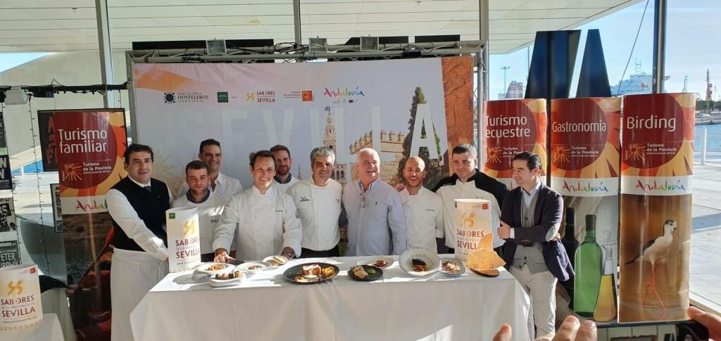 Tradición e Innovación en la oferta gastronómicaSevillana en Valencia conTapea Sevilla 20191126_135931 (32)