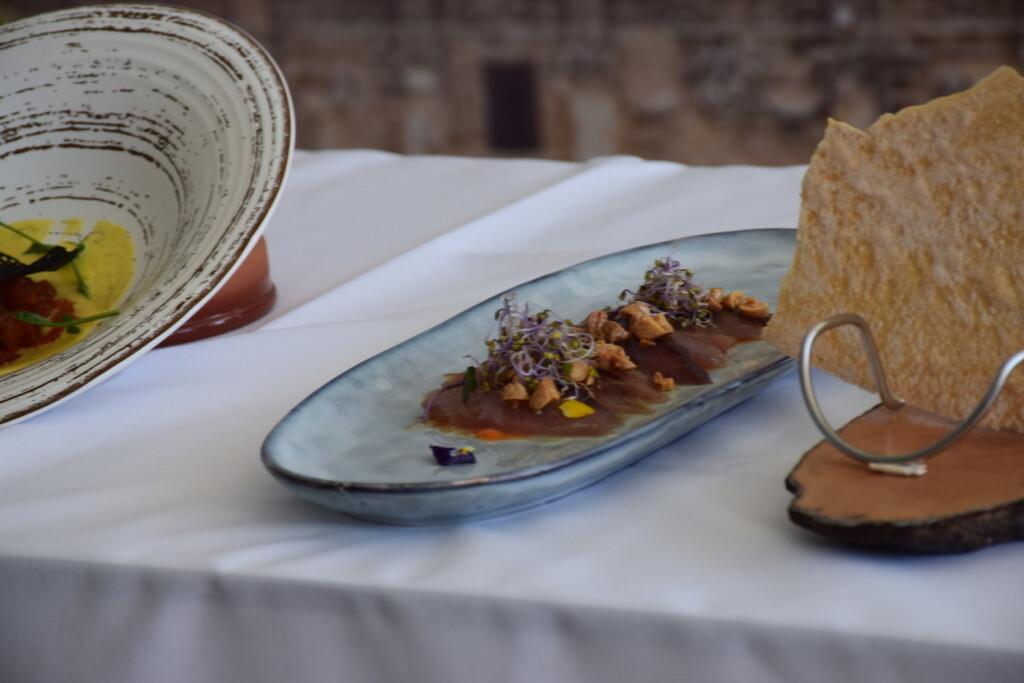 Tradición e Innovación en la oferta gastronómicaSevillana en Valencia conTapea Sevilla 20191126_135931 (38)
