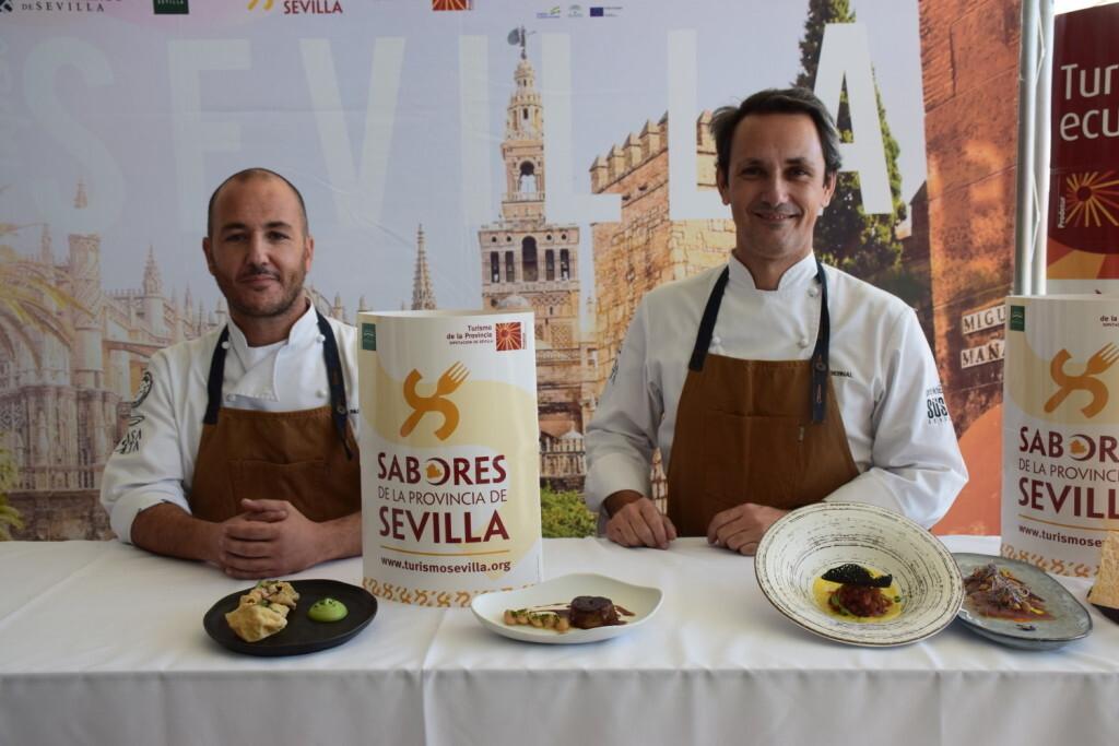 Tradición e Innovación en la oferta gastronómicaSevillana en Valencia conTapea Sevilla 20191126_135931 (40)
