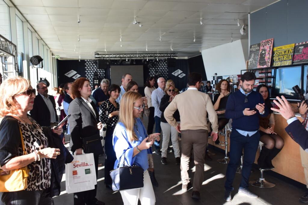 Tradición e Innovación en la oferta gastronómicaSevillana en Valencia conTapea Sevilla 20191126_135931 (44)