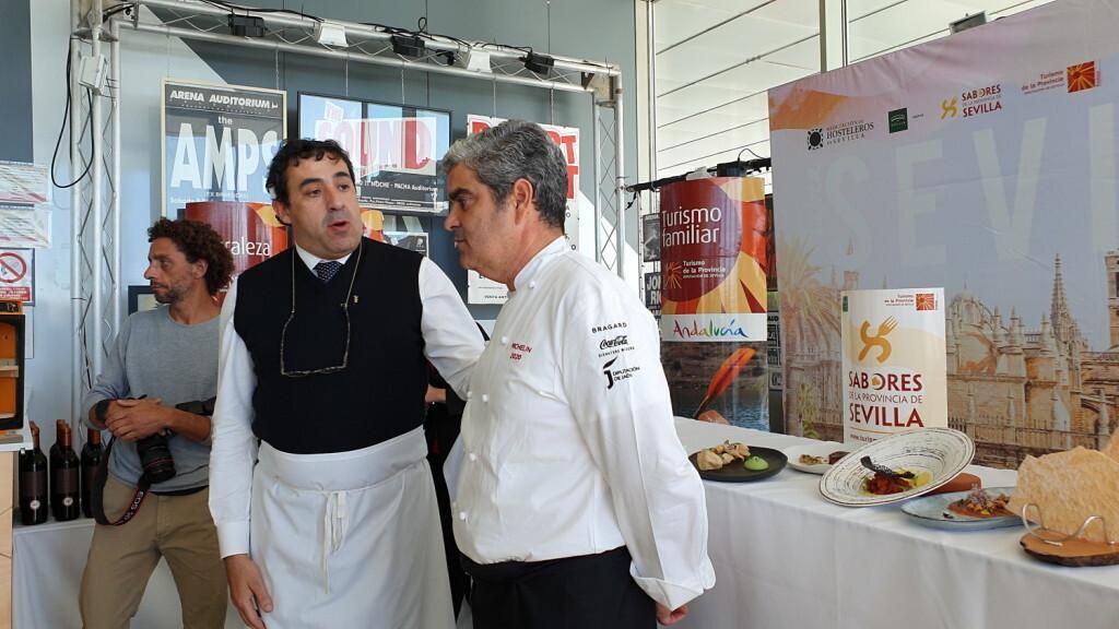Tradición e Innovación en la oferta gastronómicaSevillana en Valencia conTapea Sevilla 20191126_135931 (5)