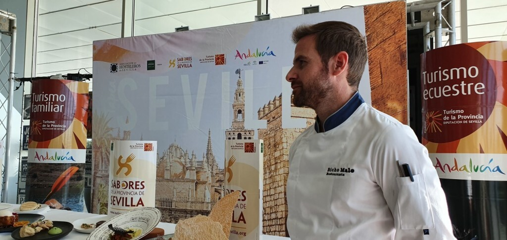 Tradición e Innovación en la oferta gastronómicaSevillana en Valencia conTapea Sevilla 20191126_135931 (6)