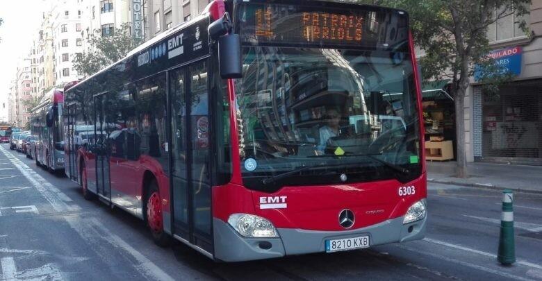 Nuevos autobuses de la línea 11 de EMT Valencia Nuevos autobuses de la línea 11 de EMT Valencia   (Foto de ARCHIVO) 6/3/2019